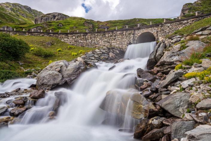 Furkapass Wasserfall