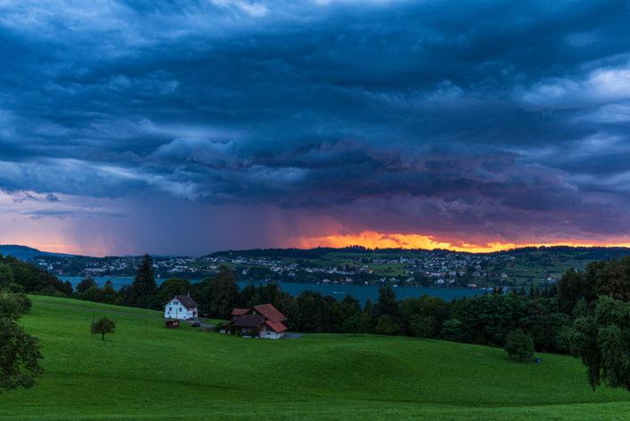 Gewitter Schweiz