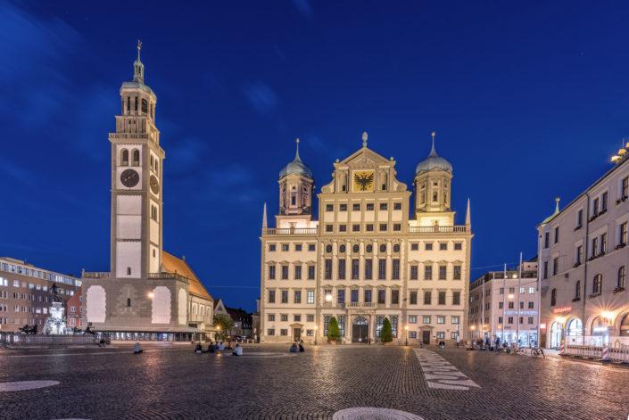 Augsburg Rathaus