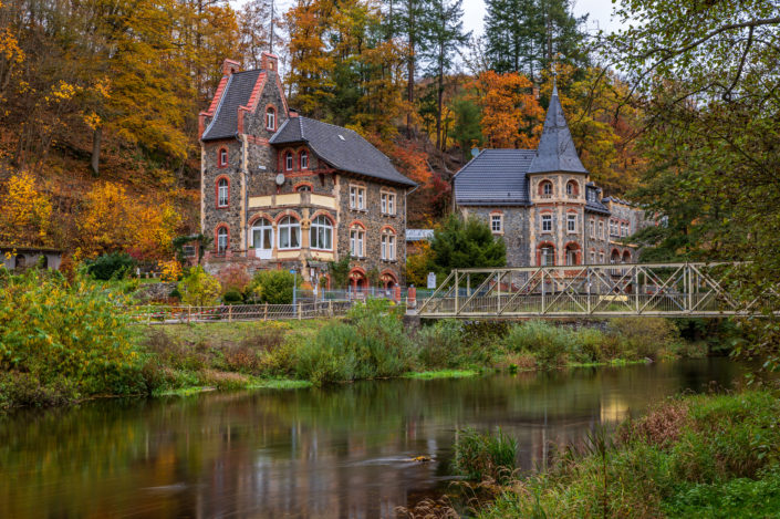 Treseburg Herbst