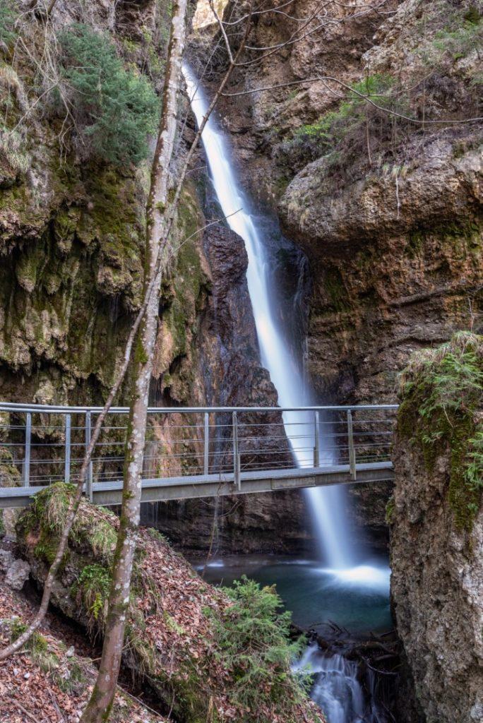 Oberstdorf Wasserfall