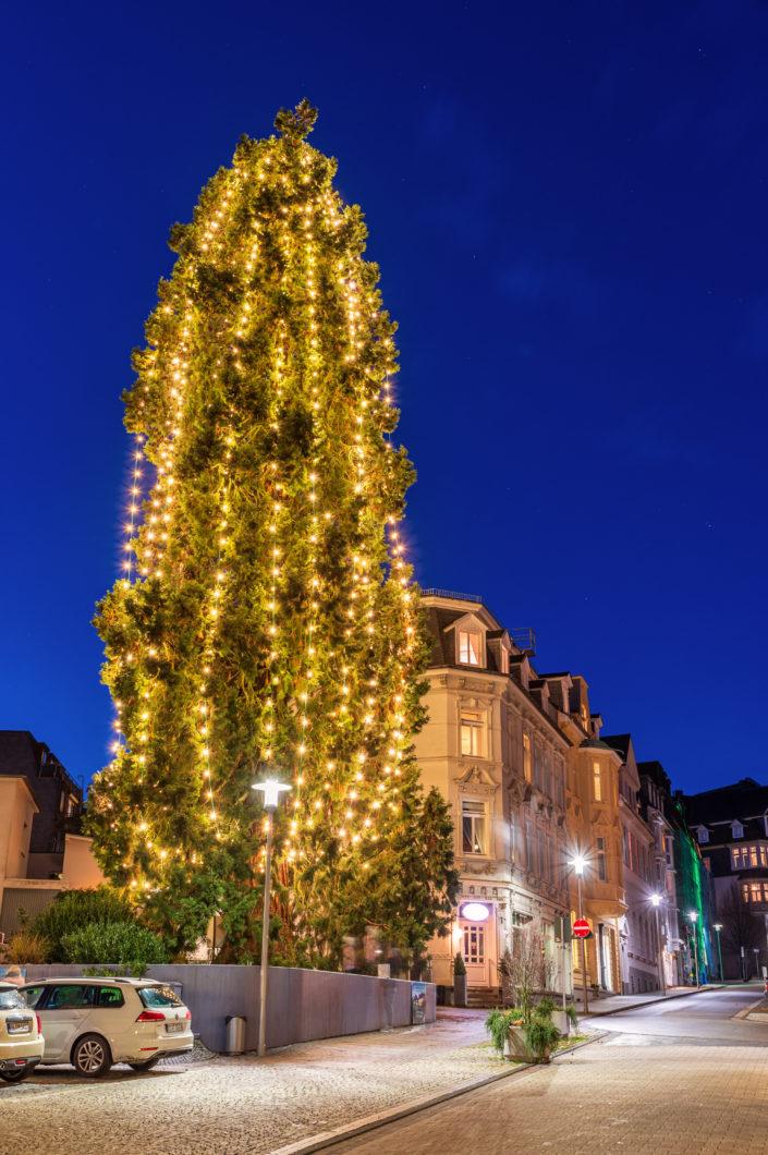 Wermelskirchen Weihnachtsbaum