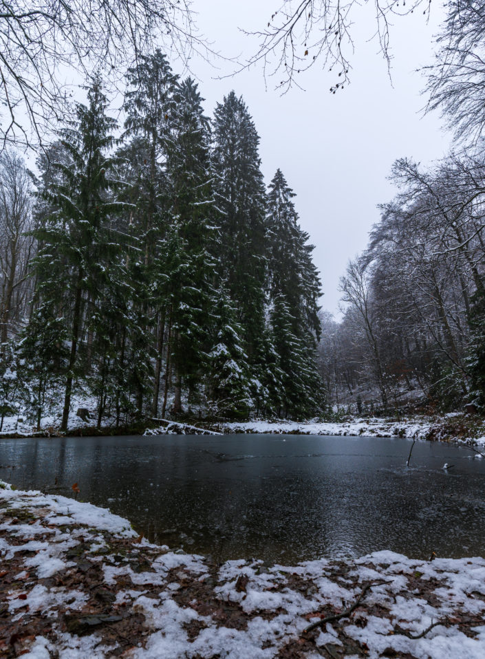 Wermelskirchen Schnee